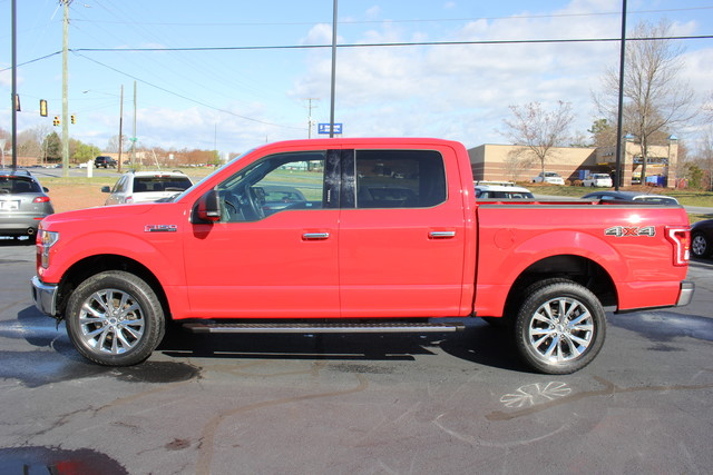 """2015 Ford F-150 XLT SuperCrew 4x4 - 20"""" WHEELS - REMOTE START~ Mooresville , NC 14"""