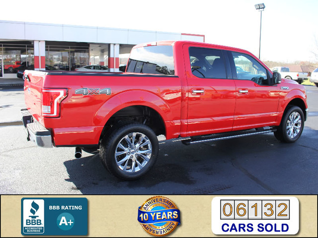 """2015 Ford F-150 XLT SuperCrew 4x4 - 20"""" WHEELS - REMOTE START~ Mooresville , NC 2"""