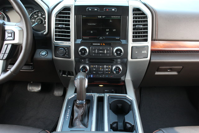 2015 Ford F-150 King Ranch Mooresville , NC 27