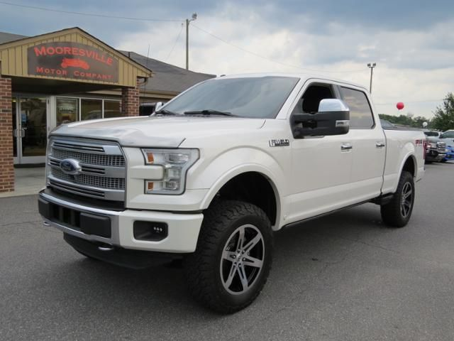 2015 Ford F-150 Platinum | Mooresville, NC | Mooresville Motor Company in Mooresville NC