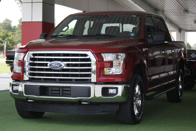2015 Ford F-150 XLT LUXURY EDITION SuperCrew 4x4 FX4 - LEATHER! Mooresville , NC 26