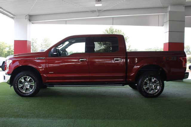 2015 Ford F-150 XLT LUXURY EDITION SuperCrew 4x4 FX4 - LEATHER! Mooresville , NC 14