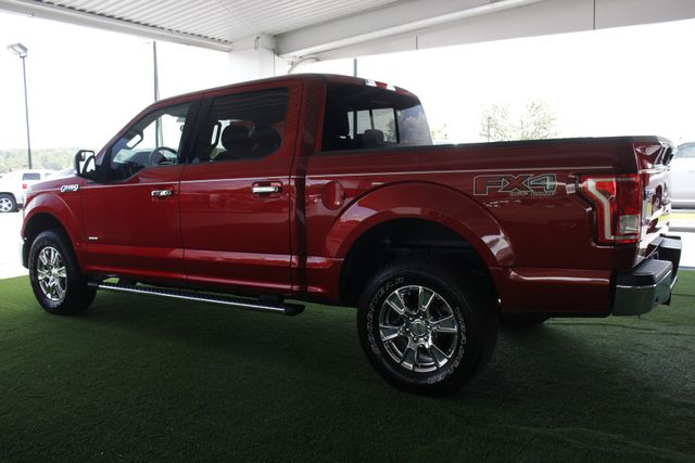 2015 Ford F-150 XLT LUXURY EDITION SuperCrew 4x4 FX4 - LEATHER! Mooresville , NC 24