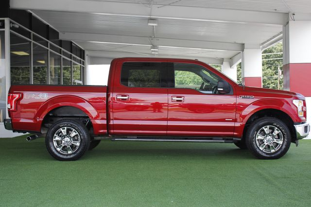 2015 Ford F-150 XLT LUXURY EDITION SuperCrew 4x4 FX4 - LEATHER! Mooresville , NC 13