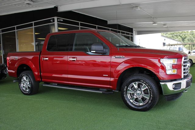 2015 Ford F-150 XLT LUXURY EDITION SuperCrew 4x4 FX4 - LEATHER! Mooresville , NC 21