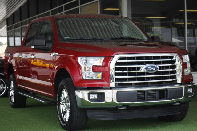 2015 Ford F-150 XLT LUXURY EDITION SuperCrew 4x4 FX4 - LEATHER! Mooresville , NC 25