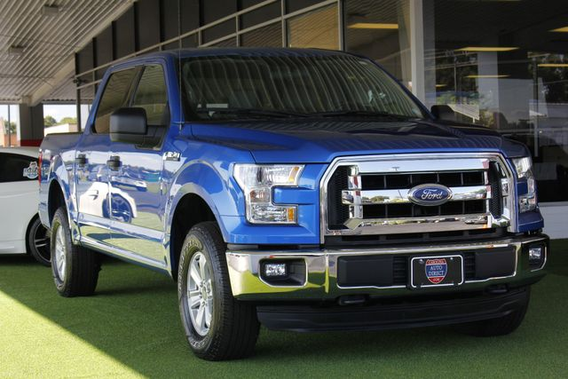 2015 Ford F-150 XLT SuperCrew 4x4 Mooresville , NC 24