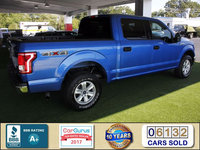 2015 Ford F-150 XLT SuperCrew 4x4 Mooresville , NC 2