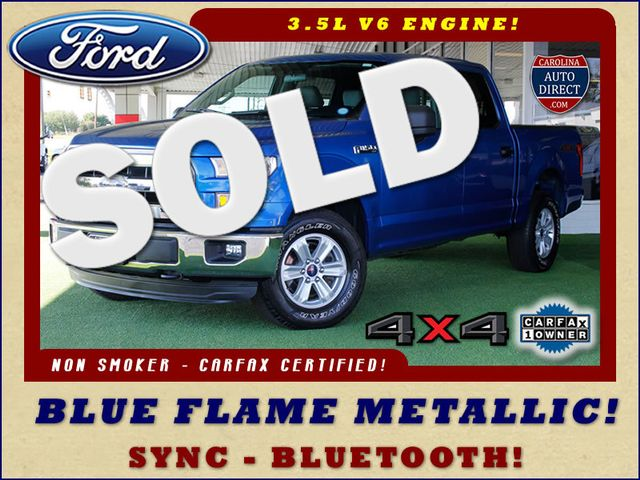 2015 Ford F-150 XLT SuperCrew 4x4 Mooresville , NC 0