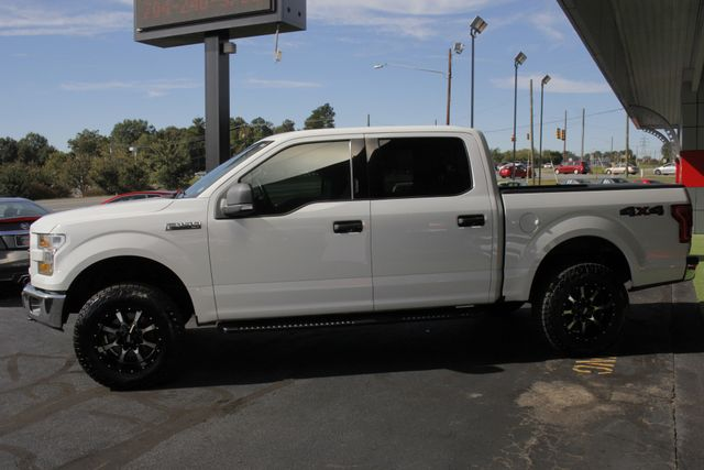 2015 Ford F-150 XLT SuperCrew 4x4 - CUSTOM WHEELS/TIRES! Mooresville , NC 14