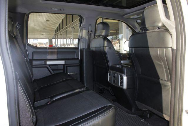 2015 Ford F-150 Lariat Crew Cab 4x4 FX4 - NAV - SUNROOFS! Mooresville , NC 39