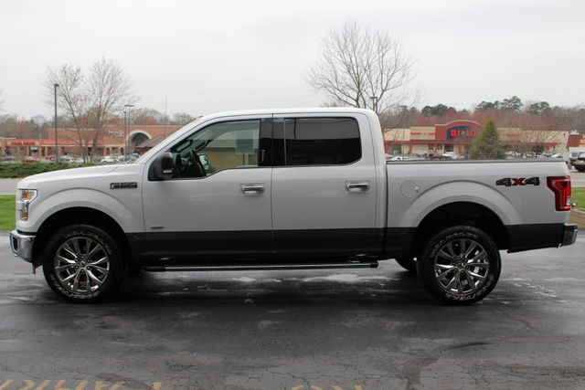 2015 Ford F-150 XLT SuperCrew 4x4 - NAV - HEATED LEATHER! Mooresville , NC 15