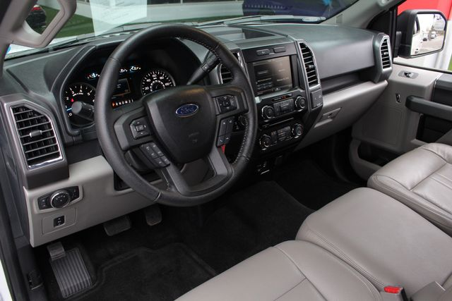 2015 Ford F-150 XLT SuperCrew 4x4 - NAV - HEATED LEATHER! Mooresville , NC 32