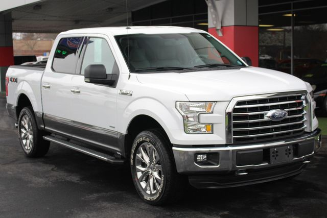 2015 Ford F-150 XLT SuperCrew 4x4 - NAV - HEATED LEATHER! Mooresville , NC 22