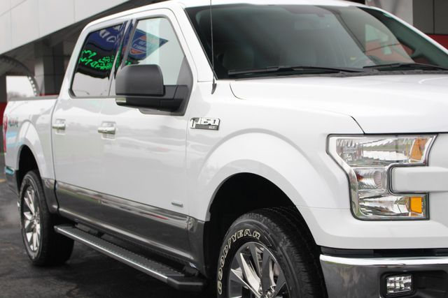 2015 Ford F-150 XLT SuperCrew 4x4 - NAV - HEATED LEATHER! Mooresville , NC 24