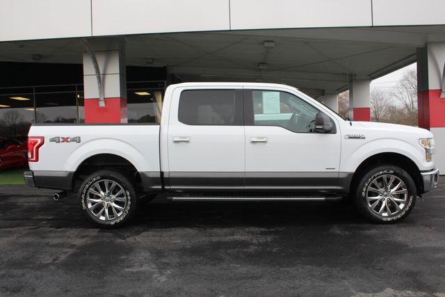 2015 Ford F-150 XLT SuperCrew 4x4 - NAV - HEATED LEATHER! Mooresville , NC 14