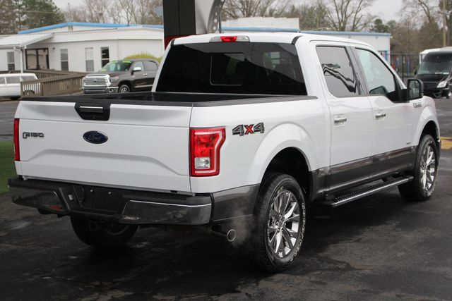 2015 Ford F-150 XLT SuperCrew 4x4 - NAV - HEATED LEATHER! Mooresville , NC 26