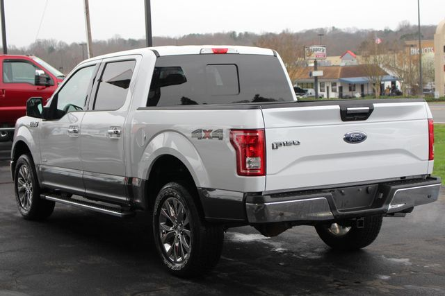 2015 Ford F-150 XLT SuperCrew 4x4 - NAV - HEATED LEATHER! Mooresville , NC 27