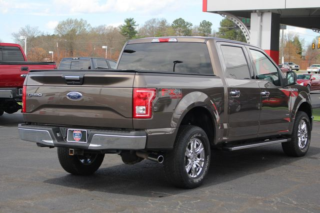 2015 Ford F-150 XLT Crew Cab 4x4 FX4 - HEATED LEATHER! Mooresville , NC 23