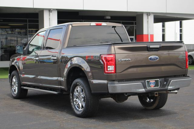 2015 Ford F-150 XLT Crew Cab 4x4 FX4 - HEATED LEATHER! Mooresville , NC 24