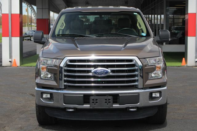2015 Ford F-150 XLT Crew Cab 4x4 FX4 - HEATED LEATHER! Mooresville , NC 16