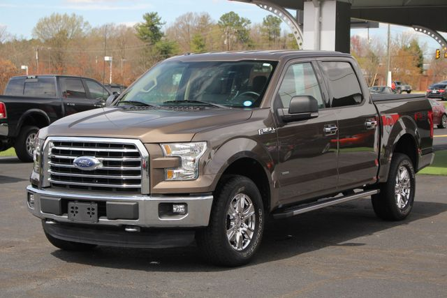 2015 Ford F-150 XLT Crew Cab 4x4 FX4 - HEATED LEATHER! Mooresville , NC 22