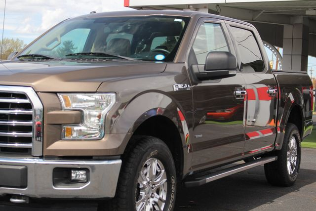 2015 Ford F-150 XLT Crew Cab 4x4 FX4 - HEATED LEATHER! Mooresville , NC 26