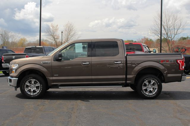 2015 Ford F-150 XLT Crew Cab 4x4 FX4 - HEATED LEATHER! Mooresville , NC 15