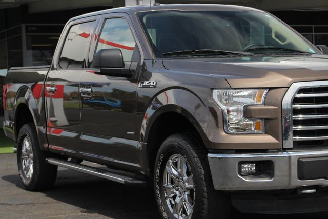 2015 Ford F-150 XLT Crew Cab 4x4 FX4 - HEATED LEATHER! Mooresville , NC 25