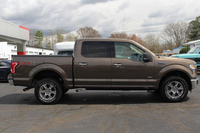 2015 Ford F-150 XLT Crew Cab 4x4 FX4 - HEATED LEATHER! Mooresville , NC 14