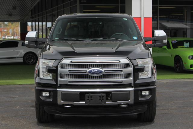 2015 Ford F-150 Platinum SuperCrew 4x4 - NAV - TWIN SUNROOFS! Mooresville , NC 17