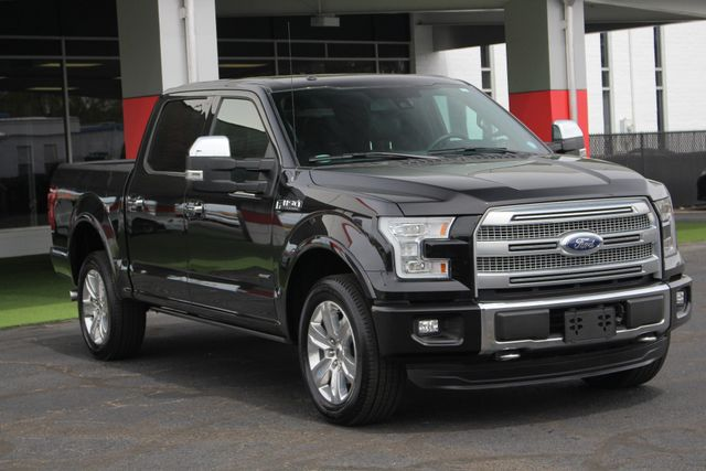 2015 Ford F-150 Platinum SuperCrew 4x4 - NAV - TWIN SUNROOFS! Mooresville , NC 24