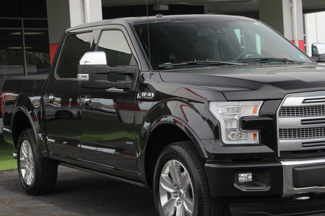 2015 Ford F-150 Platinum SuperCrew 4x4 - NAV - TWIN SUNROOFS! Mooresville , NC 26