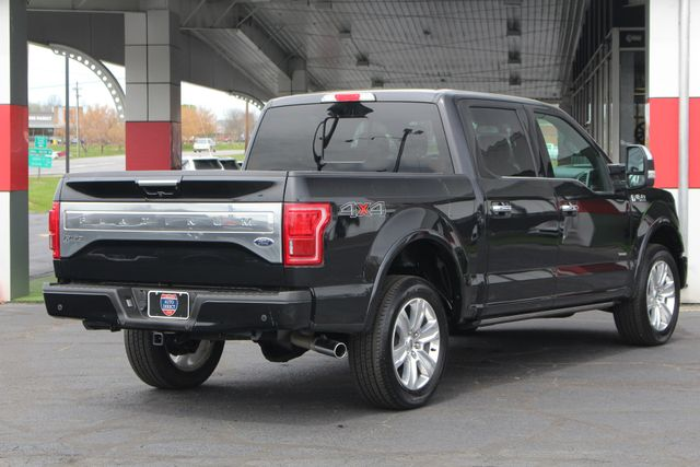 2015 Ford F-150 Platinum SuperCrew 4x4 - NAV - TWIN SUNROOFS! Mooresville , NC 28