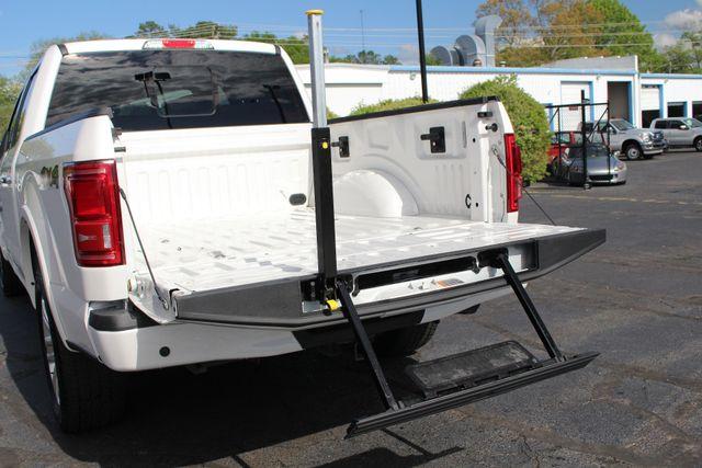 2015 Ford F-150 PLATINUM LUXURY SuperCrew 4x4 - TECH PKG! Mooresville , NC 19