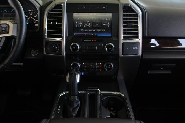 2015 Ford F-150 PLATINUM LUXURY SuperCrew 4x4 - TECH PKG! Mooresville , NC 11