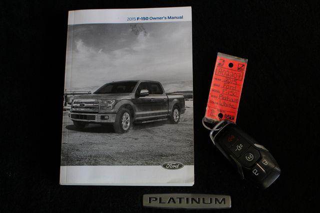 2015 Ford F-150 PLATINUM LUXURY SuperCrew 4x4 - TECH PKG! Mooresville , NC 20