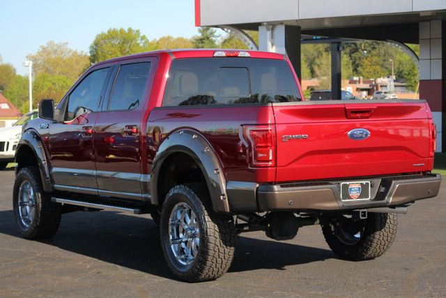 2015 Ford F-150 Lariat SuperCrew 4x4 - LIFTED - NAV - SUNROOFS! Mooresville , NC 27