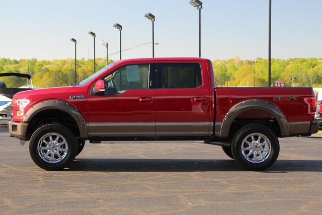 2015 Ford F-150 Lariat SuperCrew 4x4 - LIFTED - NAV - SUNROOFS! Mooresville , NC 16