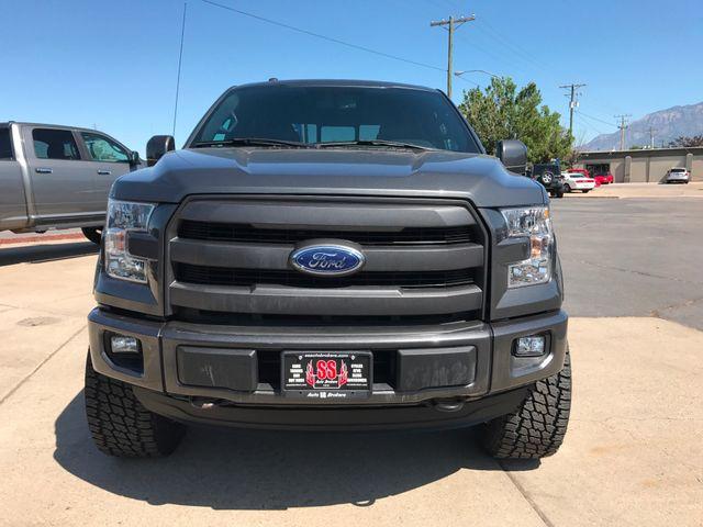 2015 Ford F-150 Lariat Ogden, Utah 7