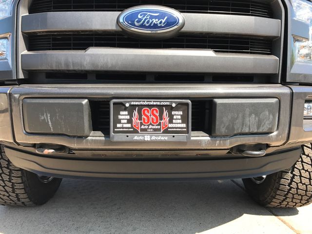 2015 Ford F-150 Lariat Ogden, Utah 8