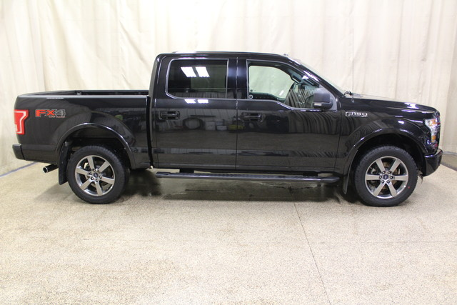2015 Ford F-150 XLT Roscoe, Illinois 1
