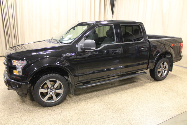 2015 Ford F-150 XLT Roscoe, Illinois 2