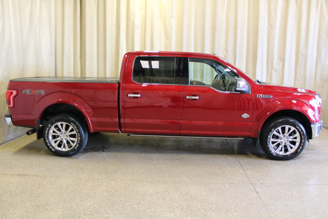 2015 Ford F-150 King Ranch Roscoe, Illinois 1