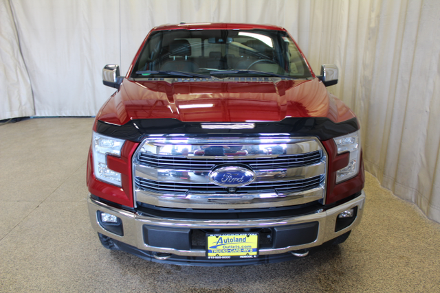 2015 Ford F-150 King Ranch Roscoe, Illinois 10