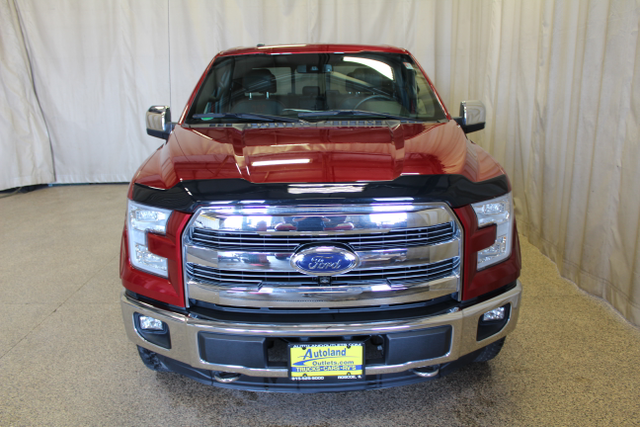 2015 Ford F-150 King Ranch Roscoe, Illinois 3