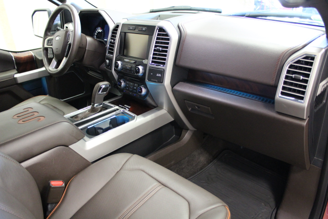 2015 Ford F-150 King Ranch Roscoe, Illinois 17