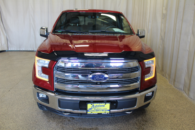 2015 Ford F-150 King Ranch Roscoe, Illinois 32
