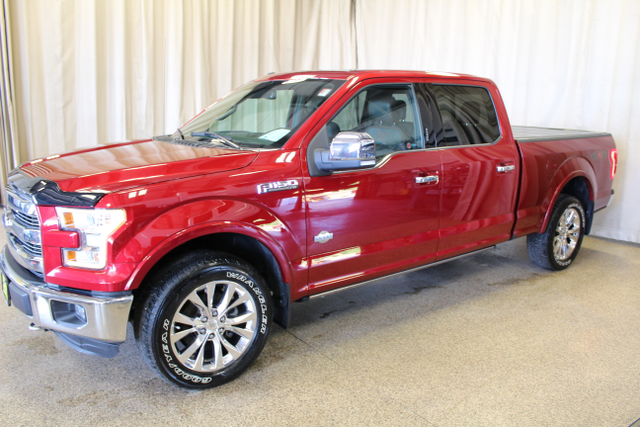 2015 Ford F-150 King Ranch Roscoe, Illinois 2