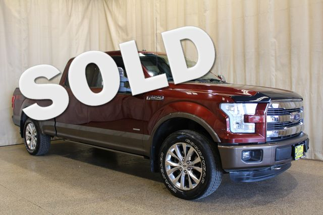 2015 Ford F-150 Lariat Roscoe, Illinois 0